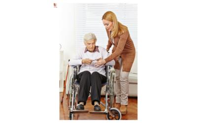 Long term elderly parent caregiving emotional costs
