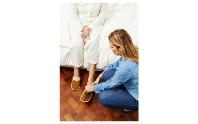 Elderly parent caregiver exhaustion- long term effects