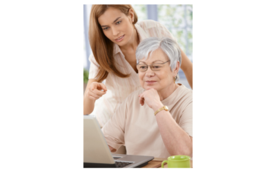 Elderly parent caregiver heroines- daughters